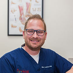 Dr. Mikkel Jarman